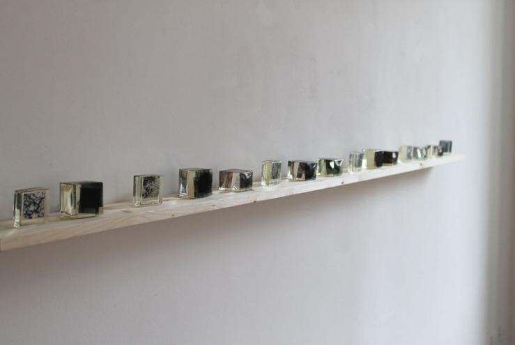 Aurora Paolillo, Catalogo dei luoghi 2013 - 2014